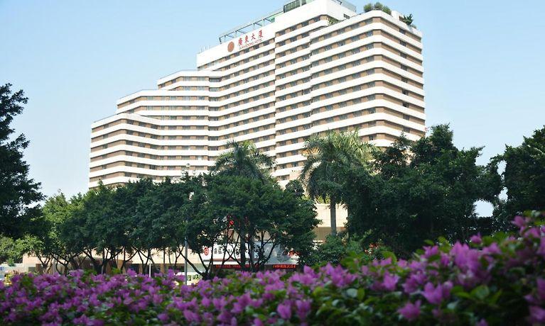 guangdong hotel guangzhou modern accommodation in yue xiu guangzhou rh guangdong guangzhoutophotels com